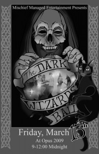 Dark Wizards' Ball