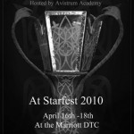 Tri-Wizard Tournament Returns to Starfest 2010
