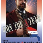 First Secretary of Magic Campaign Poster for Senator Polonius Aberfoyle