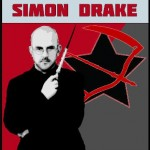 First Secretary of Magic Campaign Poster for Simon Drake - version A